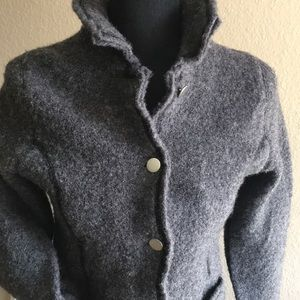 Sarah Spencer Wool Jacket